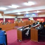 ประชุมเตรียมความพร้อม การเลือกตั้งสมาชิกสภาท้องถิ่นและผู้บริหารท้องถิ่น