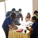 ประชุมผู้ช่วยเหลือการปฏิบัติงานผู้อำนวยการการเลือกตั้งประจำเทศบาลตำบลสันทราย
